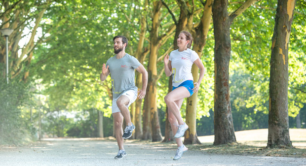 Outdoor Athletics für Alle: Tag für Tag ein neues Programm