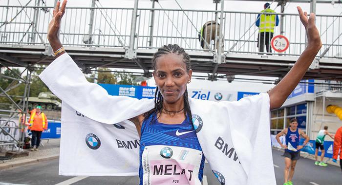 Melat Kejeta träumt von Marathon-Zeit unter 2:20 Stunden