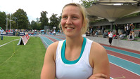 "Holly Bleasdale: ""I'm so happy right now!"""