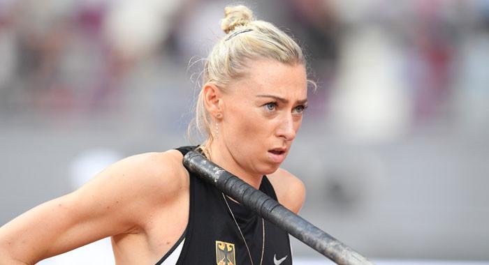 Lisa Ryzih Erst Promotion Dann Olympia Nummer Drei Leichtathletik De