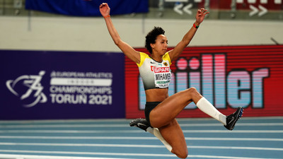 Malaika Mihambo springt zu Silber | leichtathletik.de - Leichtathletik