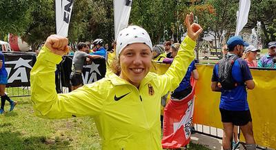 Berglauf-WM: Laura Dahlmeier belegt Platz 27, Moritz auf der Heide 13. - Leichtathletik