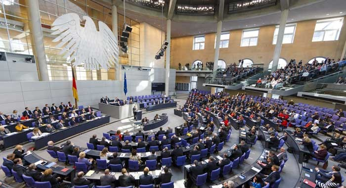 © Bundestag Thomas Trutschel Phototek