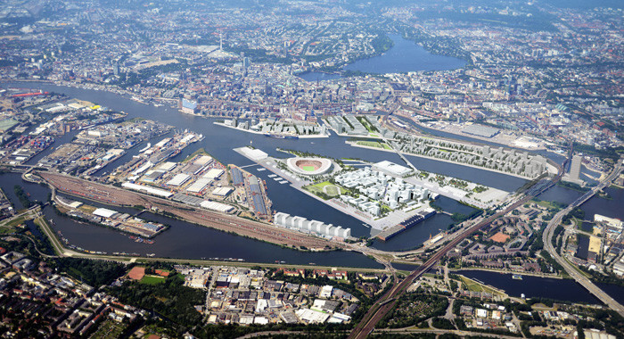 Hamburg Für Olympia