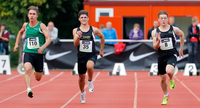 U16 Sprinter Brechen In Bremen 100 Meter Schallmauern Das