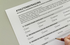 Athletenbefragung: Seniorensportler zeigen viel Engagement