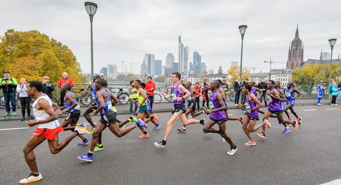 Frankfurt Marathon Verspricht Spannung Und Klasse Das