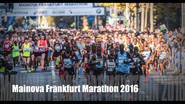Die Highlights des Frankfurt-Marathons