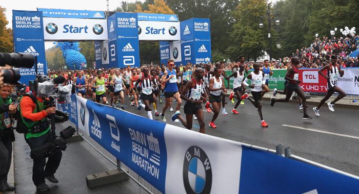 Berlin Marathon Live Ticker