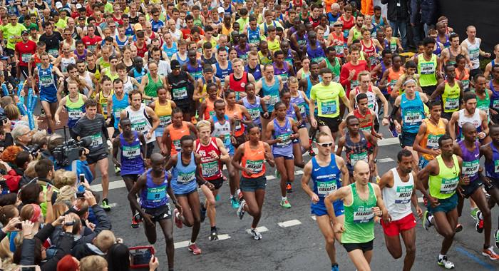 Der Frankfurt Marathon 2017 Live Das Leichtathletik Portal