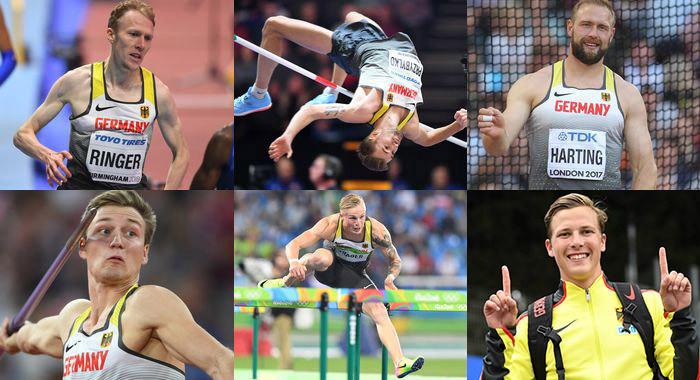 Em 2018 Die Große Vorschau Der Männer Das Leichtathletik Portal