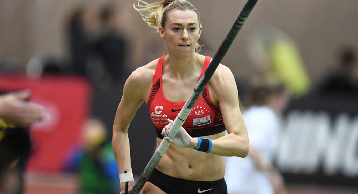 Lisa Ryzih Dm Revanche Ohne Em Ambitionen Leichtathletik De