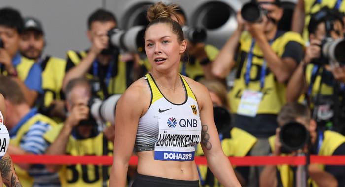 DLV-Sprinterinnen mit neuer Besetzung im Staffel-Finale